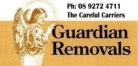 Guardian Removals and Storage